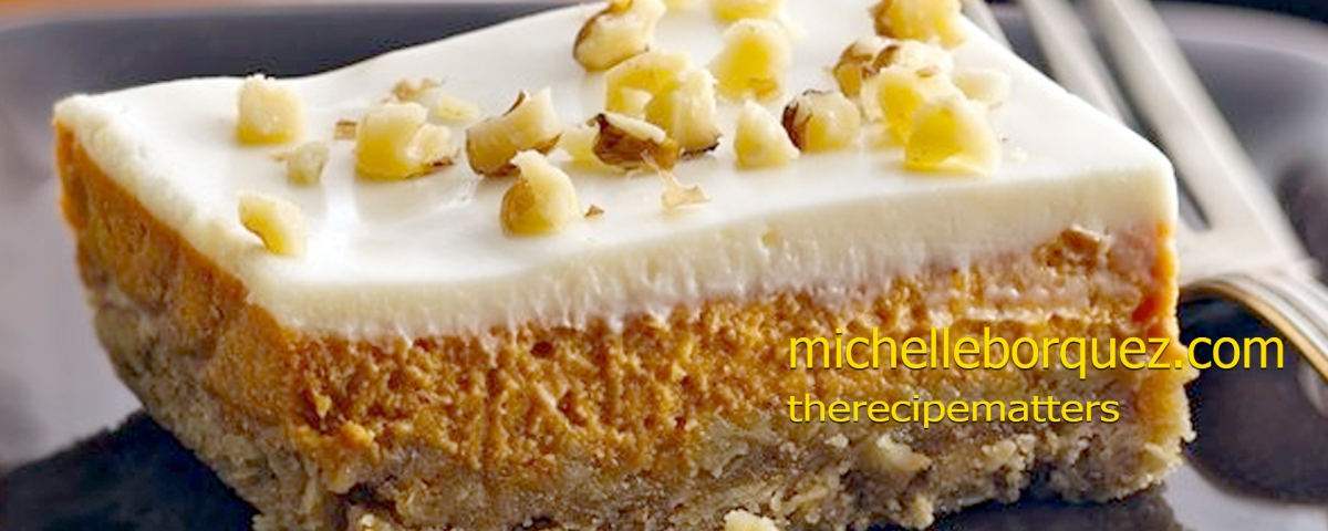 Pumpkin Cheesecake Squares Recipes — Dishmaps